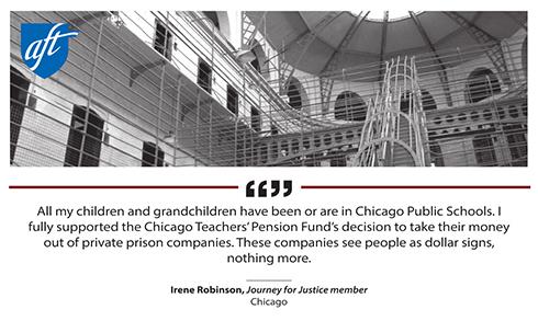 Prison report quote image